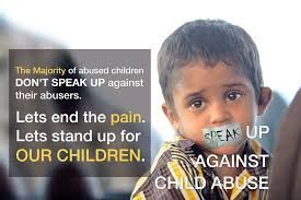 child abuse-speak up