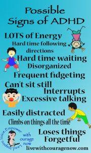 Obvious and Not so Obvious Signs of ADHD in Children: A Psychologist's Perspective