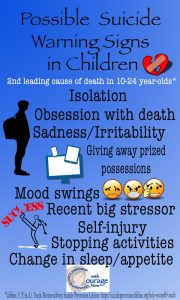 Talking About Suicide with Children