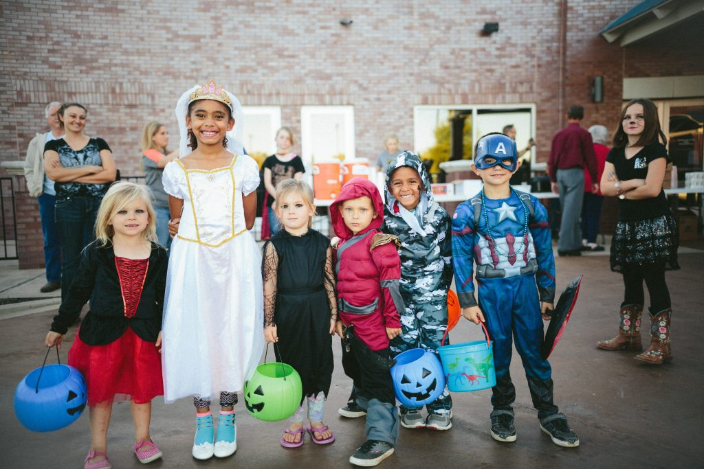 Halloween safety tips for chlidren